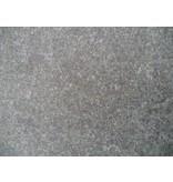 Basalt Teichrand geflammt mit Fase