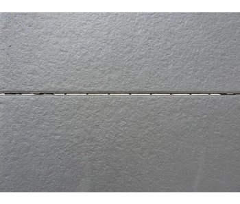 Z-Stone Doppelt beschichtete Terrassenplatte Anthrazit 60x60x4