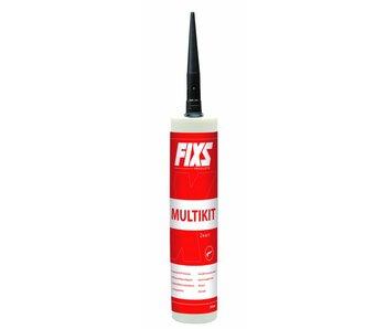 Fixs Polymeerkleber Anthrazit 290ml Tube