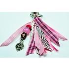 Hevi Bazaar Roze Kleurige Sleutelhanger