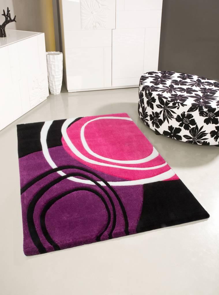 DF0062012-39 Fuchsia / Purple Carpet - D&F