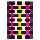 DF0062012-44 Violet / Fuchsia Tapis