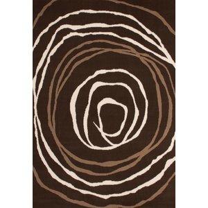 DF0062012-287 Brown Rug
