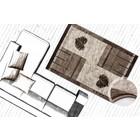DF0062012-410 Brown Rug