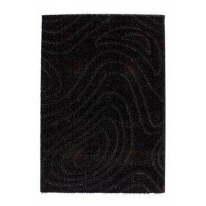 DF0062012-428 Noir Tapis