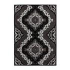 DF0062012-604 Noir Tapis
