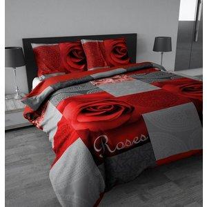 DF0062012-1004 DBO Jardin Rose Rouge - Rouge