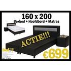 Bed2U Boxbed Actie