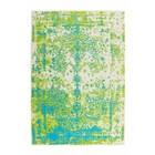 DF0062012-696 Vert - Bleu Tapis