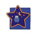 DF0062012-679 Blauw Vloerkleed