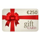 Cadeau Bon € 250