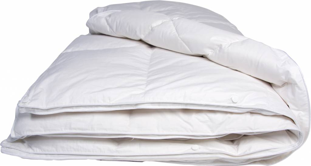 "The choice of down comforter ""all season"""