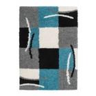 DF0062012-853 Bleu Tapis