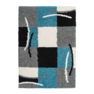 DF0062012-853 Blauw Vloerkleed