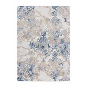 DF0062012-847 Bleu Tapis