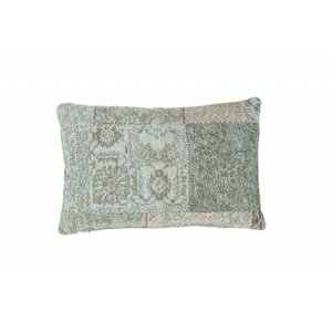 DF0062012-880 Turquoise Coussin couleur