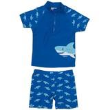 UV zwemset met haaien