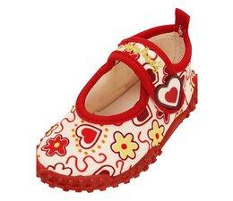 Playshoes UV waterschoen hearts