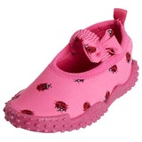 UV waterschoen pink ladybird