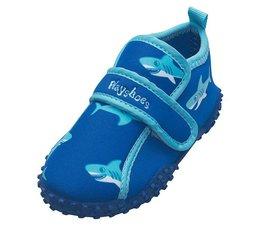 Playshoes UV waterschoen shark