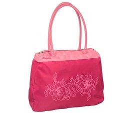 Waimea Strandtas flower pink