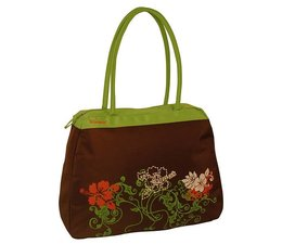 Waimea Strandtas flower brown