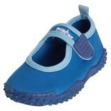 waterschoen aqua blauw