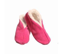 Bernardino Spaanse sloffen kids roze