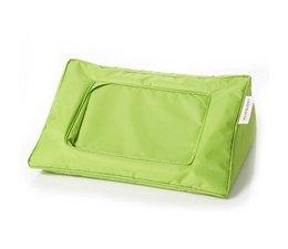 Tablet kussen lime groen