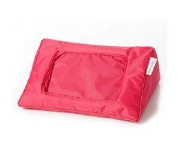 Tablet kussen roze