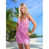 strandjurkje palm roze