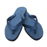 slippers blauw/blauw