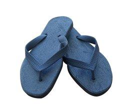 Sarraizienne slippers blauw/blauw