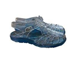 Sarraizienne waterschoen blauw dubbele maat