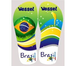Slippers Brazilie