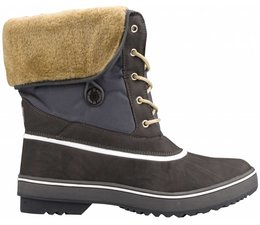 Winter-grip heren snowboots Lumberjack bont