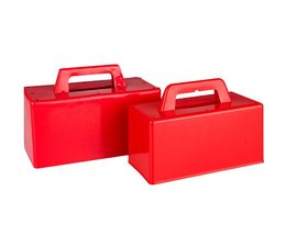 iglo/zandkasteelmaker rood