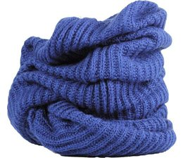 Bernardino sjaal Eywick night blue