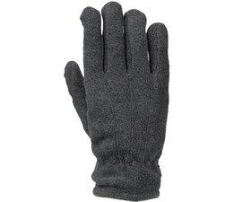 Bernardino handschoenen fleece gevoerd grijs