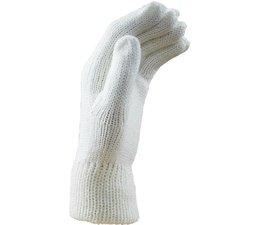 Bernardino handschoenen gebreid wit