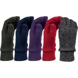 kinderhandschoenen gevoerd grijs