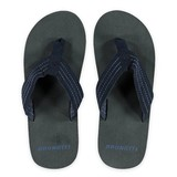 Ebana herenslipper navy