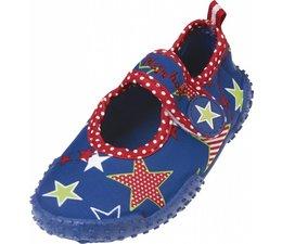 Playshoes UV waterschoen sterren