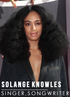 Solange Knowles, by Brunopress