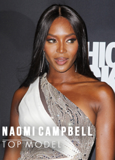 Naomi Campbell - Picture by Brunopress