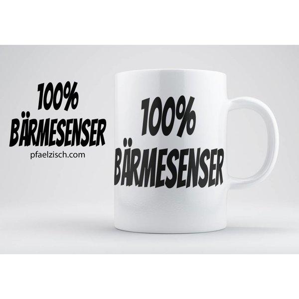 100% Bärmesänser/in Tasse