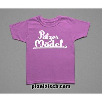 PÄLZER Mädel (Kinder T-Shirt)