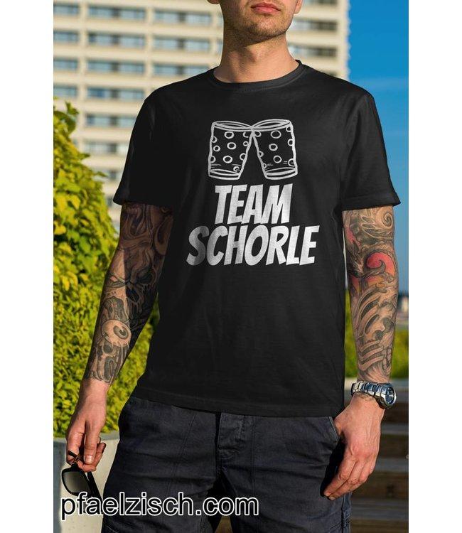 Team Schorle T-Shirt für Mann & Frau