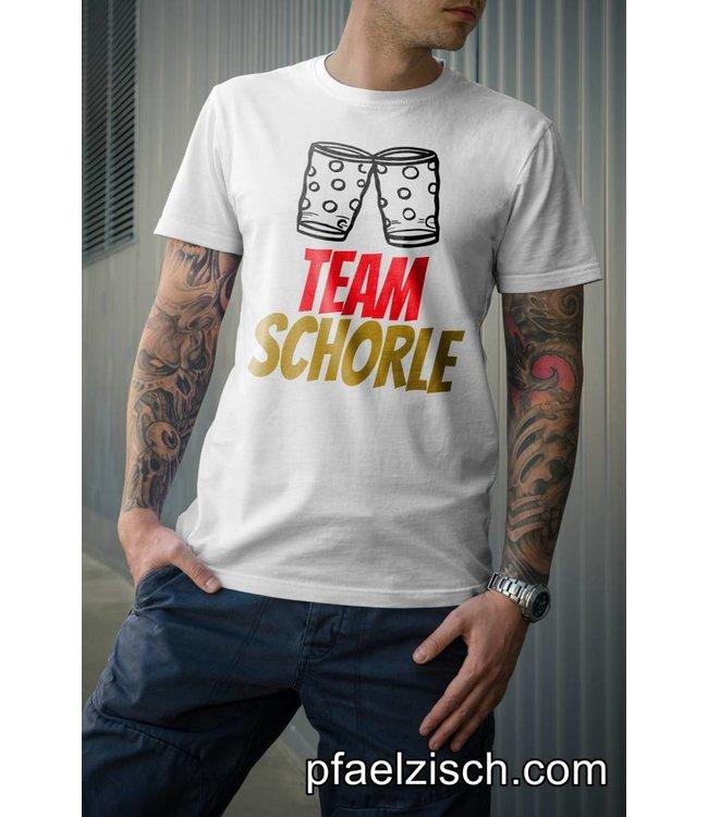 Team Schorle T-Shirt für Männer