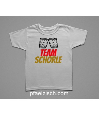 Team Schorle (Kindershirt)